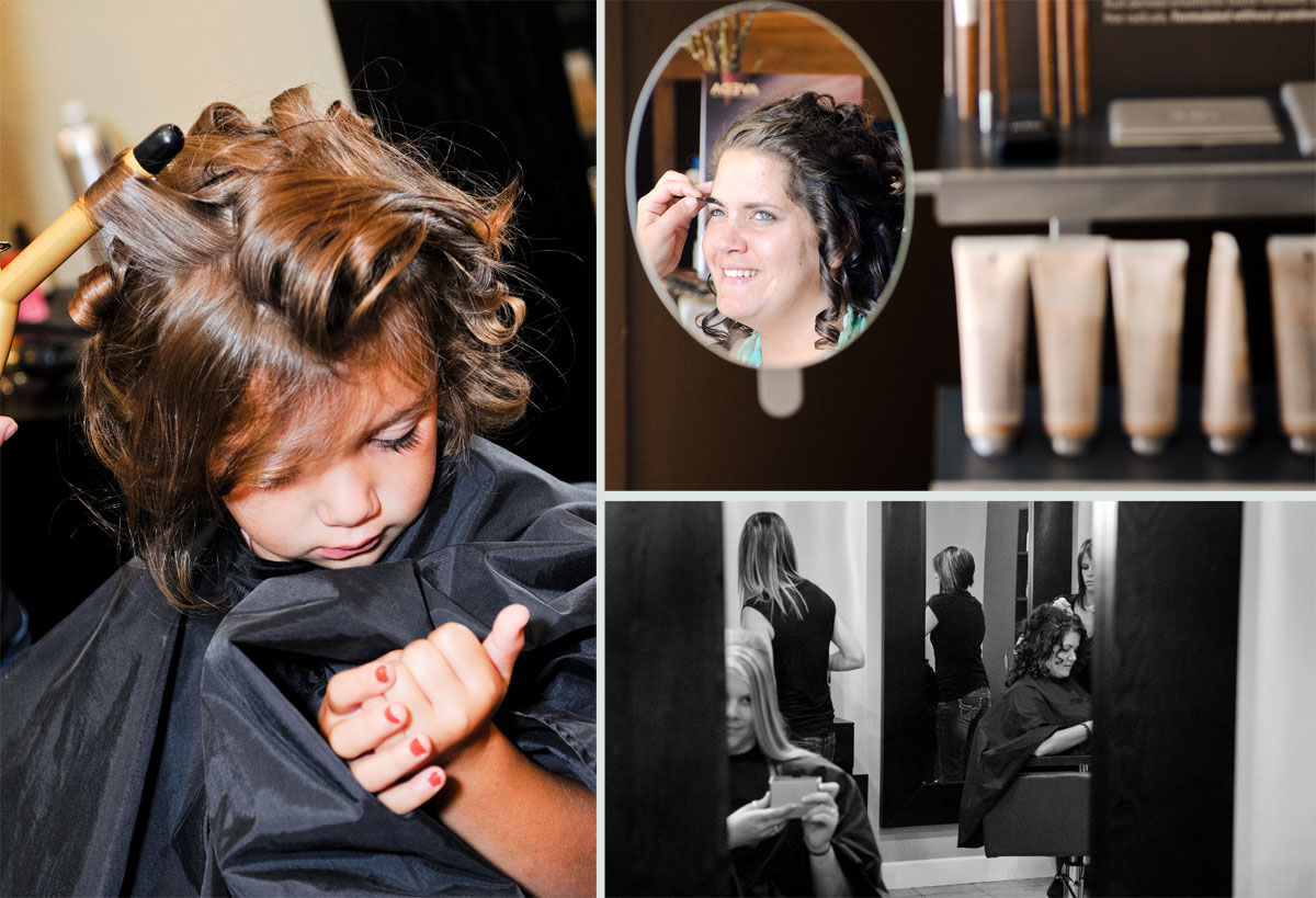 bride-hair-wedding-photography-bridesmaids-getting-ready-make-up-salon-indiana