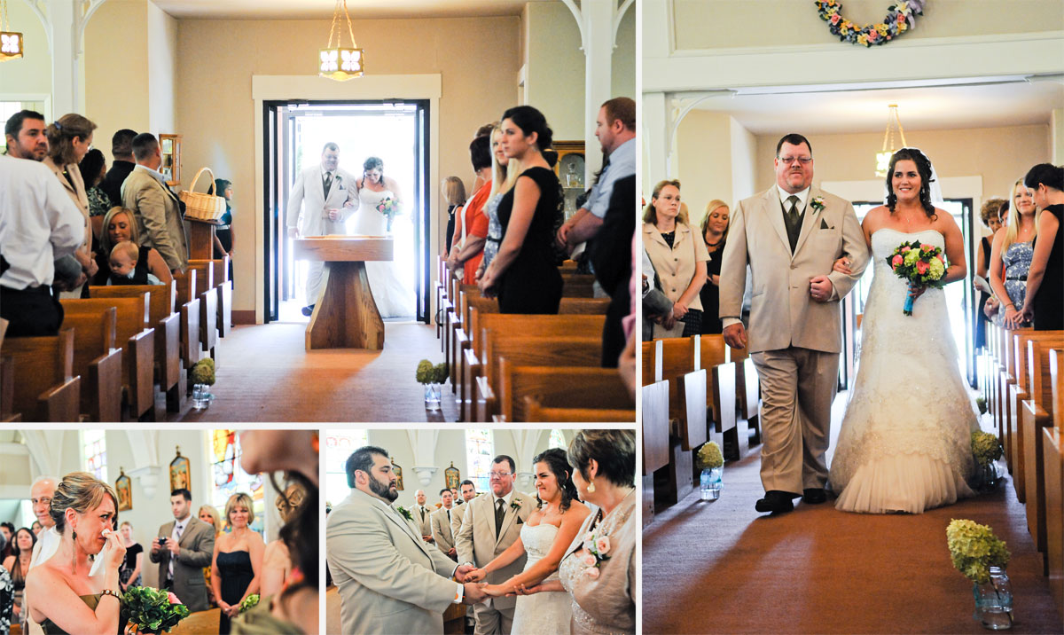ceremony-bride-walk-down-the-aisle-father-daughter-sweet-moment-church-indiana-wedding-photography-groom-moment