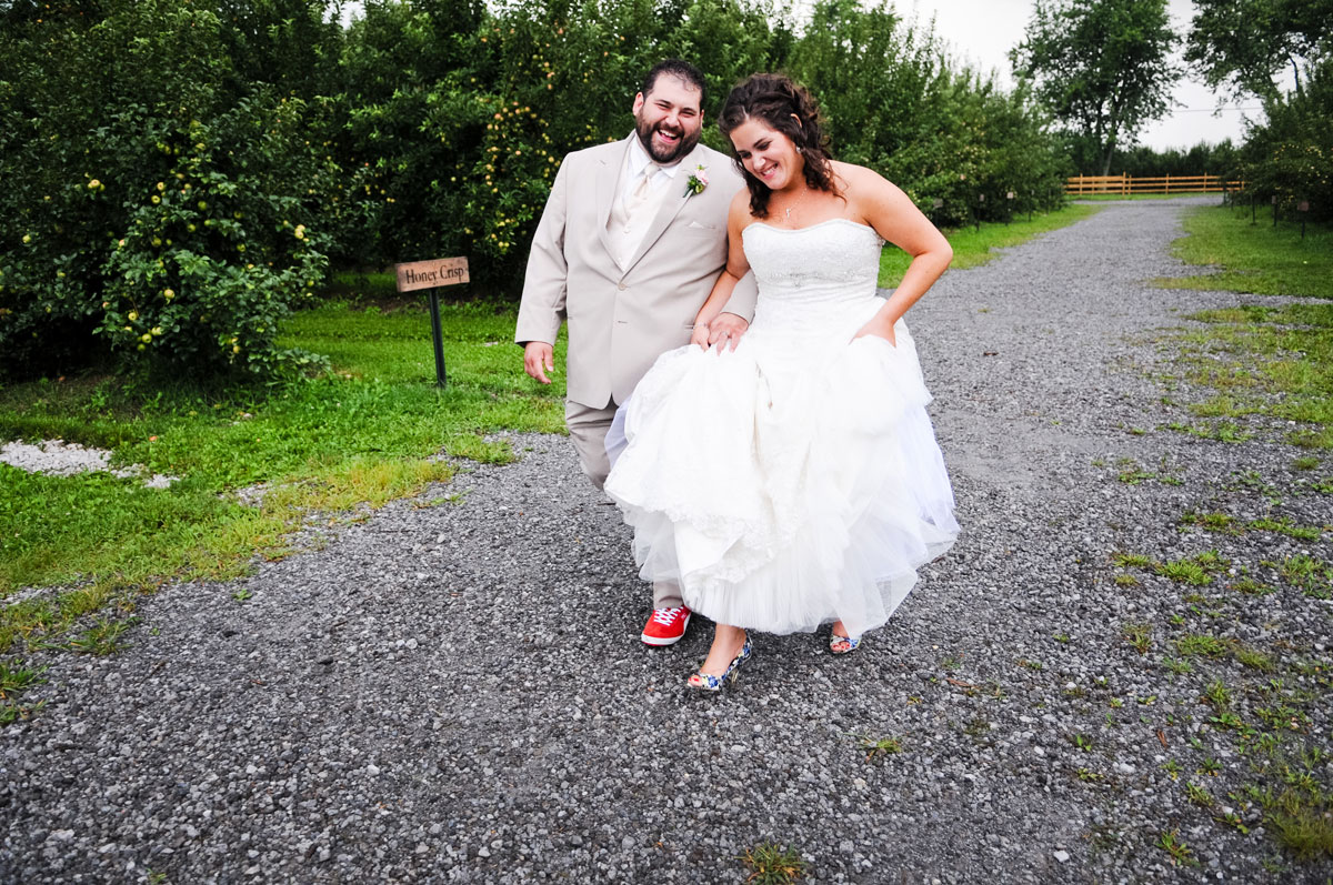 wedding-hobart-indiana-county-line-orchard-barn-bride-groom-bridal-portrait-love-intimate-moment-candid-dress-red-converse