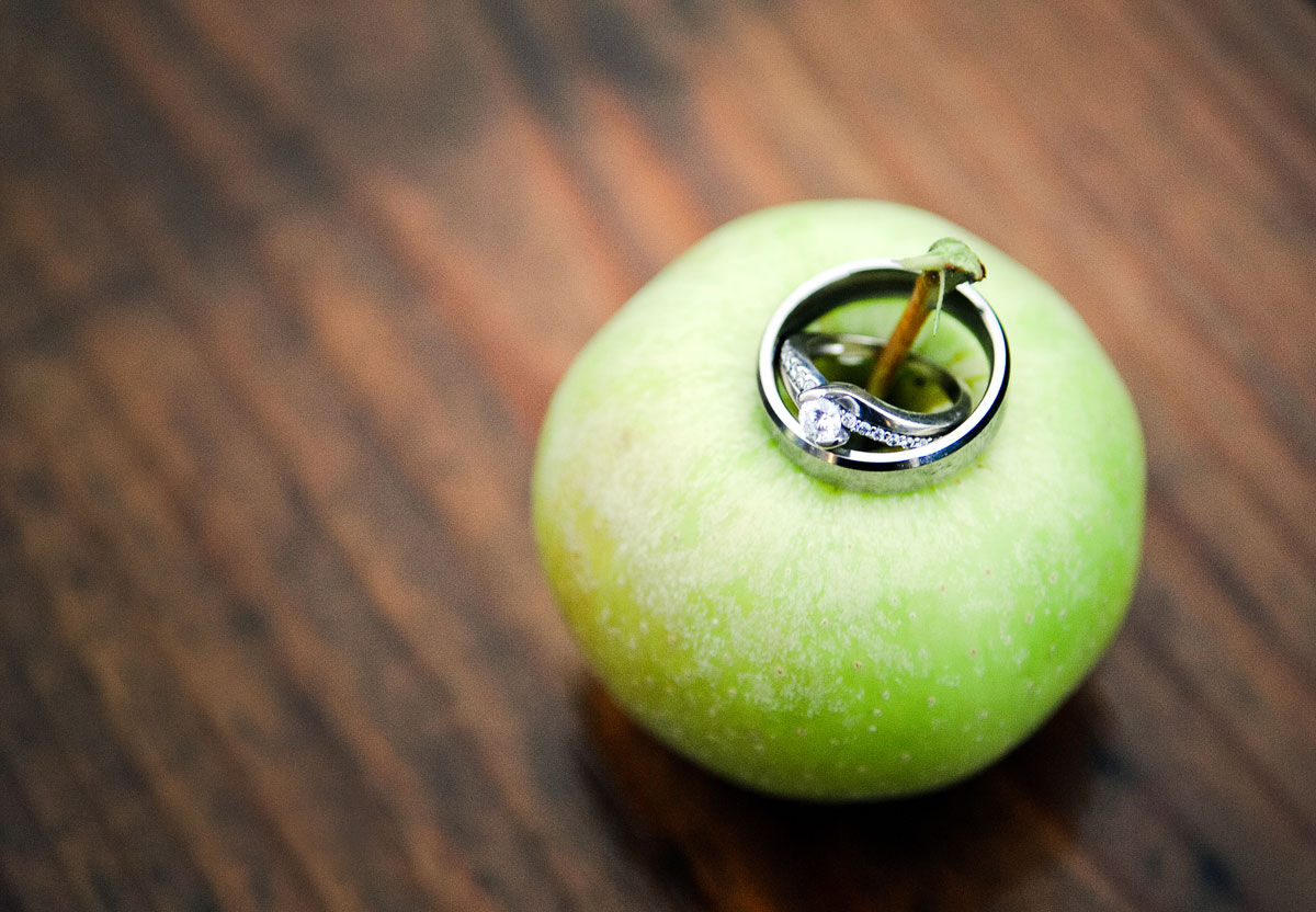 wedding-hobart-indiana-county-line-orchard-barn-rings-detail-apple-green-love-forever