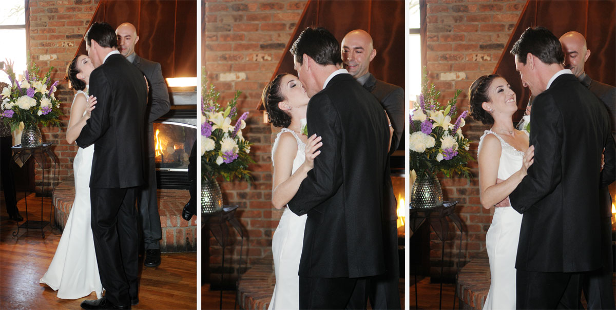 first-kiss-wedding-ceremony-love-mt-clemens-michigan-wedding-photography